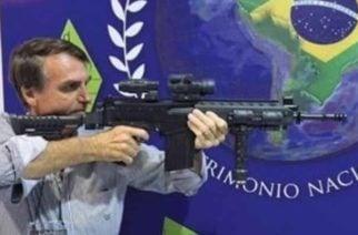 En Brasil Gobierno firmó decreto que facilita el porte de armas
