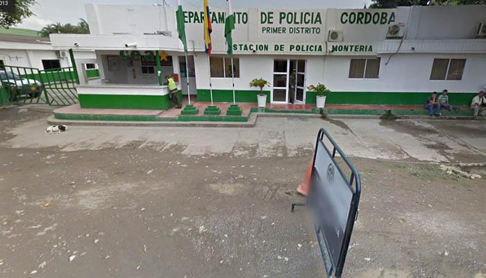 En Montería investigan caso de pérdida de pistola en estación de Policía