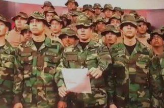 En video: Militares venezolanos desconocen a Maduro y piden apoyar a Guaidó