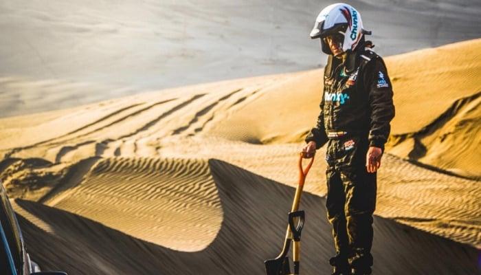Dakar 2019: llegar a la meta es el reto