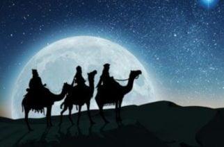 6 de enero, día en que los Reyes Magos viajaron a Belén para llevar regalos a Jesús
