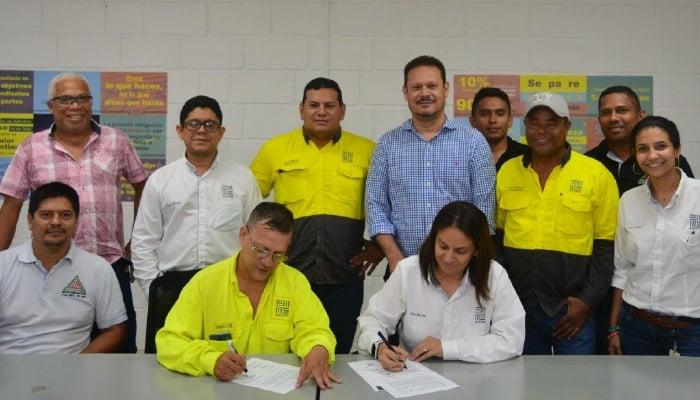 Cerro Matoso y Sintracerromatoso inician mañana la negociación de la Convención Colectiva de Trabajo