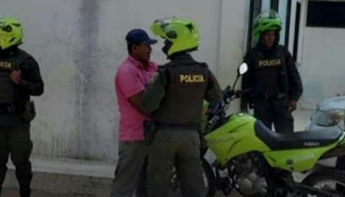 Capturan a sujeto que hirió con arma blanca a una menor en Tierralta