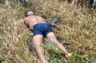 Investigan causa de muerte de hombre hallado en zona rural de Cereté