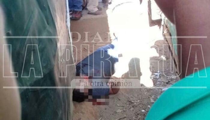 Las balas resonaron nuevamente en Montelíbano: De dos disparos en la cabeza dieron muerte a un hombre
