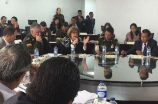 MinJusticia presentó borrador de la Política Criminal Electoral