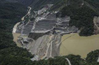 Municipio de Ayapel en alerta por hallazgo de socavón en Hidroituango
