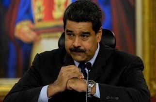 Pese a quiebres diplomáticos Maduro condenó acto terrorista en Bogotá