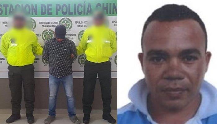 Policía capturó en Chinú a alias 'El Zorro' del 'Clan del Golfo'