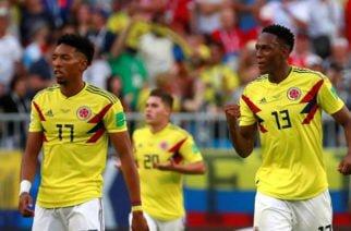 Selección Colombia integra el bombo 2 del sorteo Copa América Brasil 2019