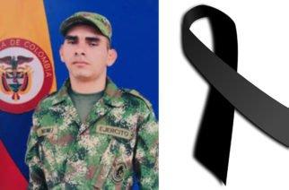 Soldado muerto en enfrentamientos con Clan del Golfo vivía en Rancho Grande