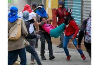 Suman 26 muertos durante protestas en Venezuela