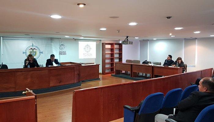 Suspensión a exdirectora financiera y administrativa del SENA