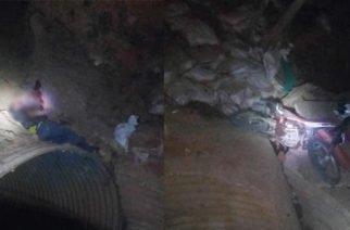 Trágico accidente en puente de Ayapel deja un hombre muerto y otro herido