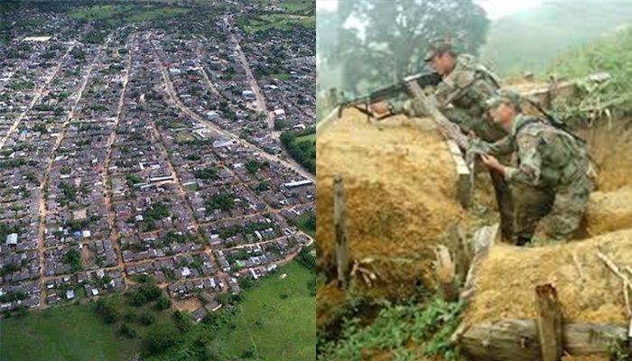 Un muerto y heridos en combates entre Ejército y grupo ilegal en Planeta Rica