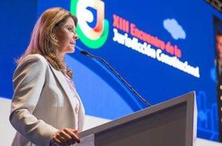 Vicepresidenta destacó el rol de la mujer en la Corte Constitucional