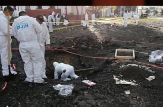 Investigadores revelan que fueron 150 y no 80 los kilos de explosivo que llevaba carro bomba