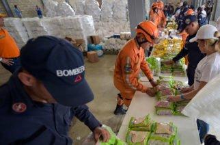 """""""No permitir que ingrese ayuda humanitaria a Venezuela es un crimen de lesa humanidad"""": Presidente Duque"""