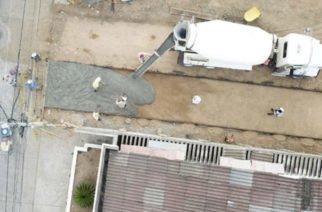 Alcaldía de Cereté avanza en mejoramiento de malla vial