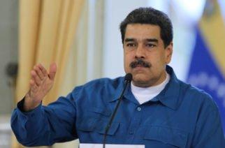 """""""Un festín de odio contra Venezuela"""": Así definió Maduro la reunión entre Duque y Trump"""