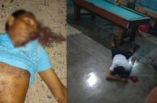 Doble homicidio en ataque sicarial en Buenavista