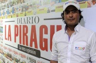 Atacan en redes a hijo de Petro por confundir homenaje a Legarda con corrida de toros