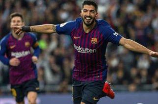 Barcelona goleó al Real Madrid en el Bernabéu dejándolo fuera de la Copa del Rey