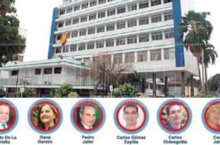 Hasta el momento 6 precandidatos del Centro Democrático para Gob. de Córdoba