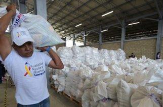 Chile anunció el envío de 17 toneladas de ayuda humanitaria a Venezuela