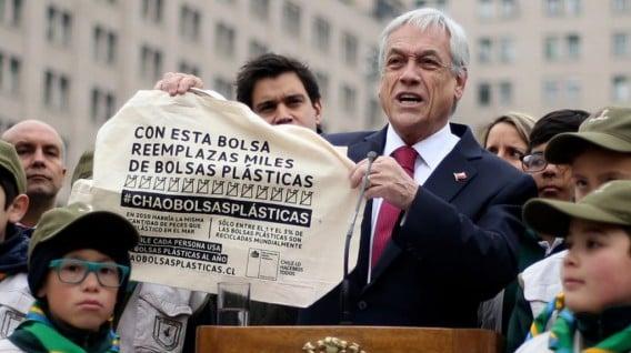Chile se une al cuidado del medio ambiente