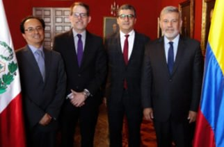 Colombia y Perú en la N° 16 Reunión de la Secretaría Ejecutiva de la Comisión Binacional para la Zona de Integración Fronteriza