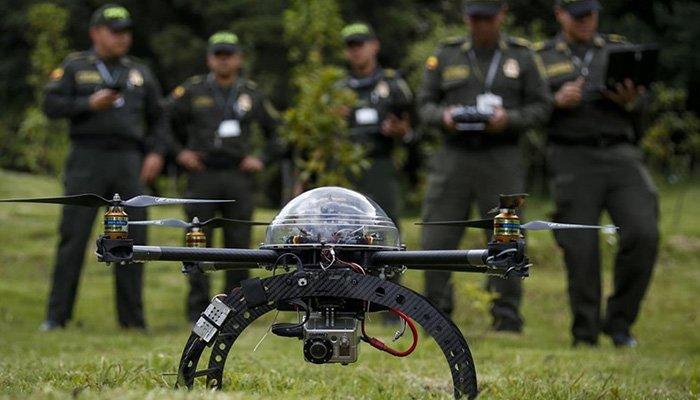 """Con drones y """"botones de pánico"""" Policía de Montelíbano combatirá la delincuencia"""