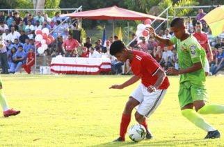 Con partido entre Jaguares Sub-20 y Caimanes, Unisinú inauguró su cancha de fútbol