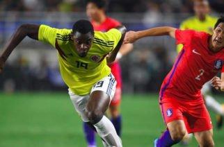 Corea del Sur, segundo rival de Colombia en partidos amistosos