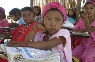 Corte ordena que niños Wayuú tengan acceso a la educación