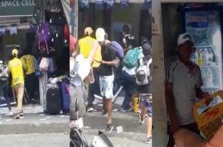 Video: Desmanes en Montería por riña entre barras de Jaguares y Nacional