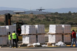 Detalles del envío de la ayuda humanitaria a Venezuela