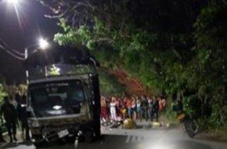 Dos muertos en accidente de tránsito en Puerto Libertador