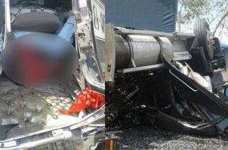 Dos muertos en accidente de tránsito en Sahagún