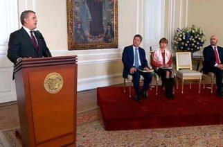 Duque asegura que su gobierno le ha apostado a la reactivación económica y ya hay resultados