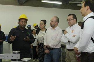 En Córdoba inauguran Laboratorio de Suelos, Concretos y Pavimentos