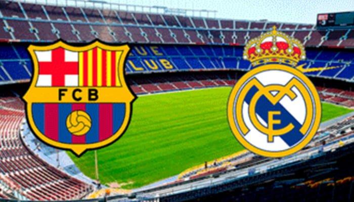 En minutos el clásico Real Madrid vs Barcelona en la Copa del Rey