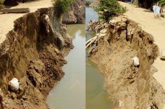 En zona rural de Ayapel llevan 30 años esperando por construcción que mitigue erosión del río San Jorge