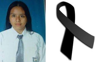 Escabroso crimen: Niña de 16 años fue violada y asesinada cuando salió del colegio en zona rural de Ibagué