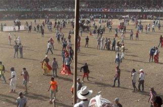 ¿Estuvieron buenas las Corralejas en Cereté?: 62 heridos en balance total