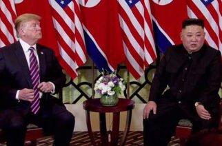 Fracasa cumbre de desnuclearización entre Trump y Kim