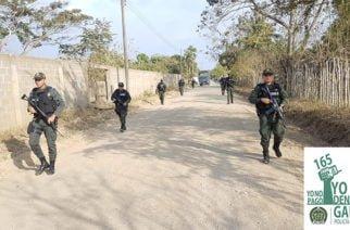 GAULA Policía Córdoba llega a zonas rurales de municipios cordobeses