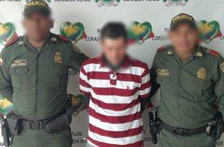 Hombre que era buscado por el delito de homicidio en Santa Marta fue capturado en Montería