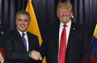Duque y Trump se verán el próximo 13 de febrero