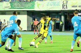 Jaguares consiguió puntos en el encuentro con Alianza Petrolera